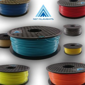 PLA filament - 1.75mm and 1kg - 3D printing materials